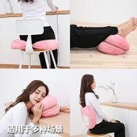 提臀美臀坐垫 8字形低反弹坐姿垫家用办公室 45x45cm