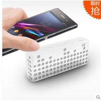 索爱 S-36蓝牙音箱4.0无线音响插卡收音机便携手机小音箱多功能