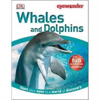 英文原版 Whales and Dolphins 2147483647