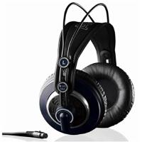 """爱科技  AKG K240MKII  K240MK2  专业监听录音耳机 """"金色大厅""""* 耳机"""