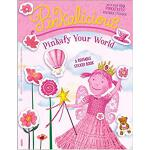 【预订】Pinkalicious: Pinkafy Your World: A Reusable Sticker Bo