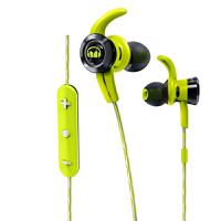 【当当自营】MONSTER/魔声 isport victory wireless 无线蓝牙运动耳机入耳式 绿色