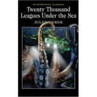 现货 英文原版20,000 LEAGUES UNDER THE SEA 海底两万里