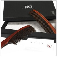 谭木匠  SP礼盒顺发(二) 木梳子宽齿套装