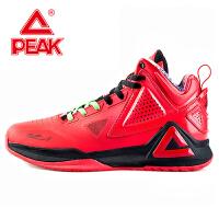 Peak/闪电帕克一代系列抗震耐磨明星款篮球鞋圣诞特别款 E34323A