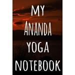 预订 My Ananda Yoga Notebook: The perfect gift for the yoga f