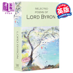 【中商原版】英文原版 The Selected Poems of Lord Byron拜伦诗集