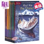 【中商原版】What Was 系列生活百科12册套装 英文原版 儿童读物