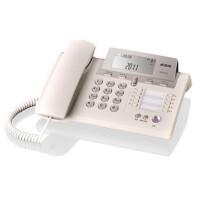 步步高商务电话机免装电池HCD007(288)TSD 10组号码一键速拨白色