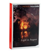 【中商原版】八月之光 英文原版 Light In August Vintage Classics William Faulkner 经典小说