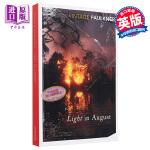 【中商原版】八月之光 英文原版 Light In August Vintage Classics William Fa
