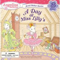 安吉丽娜在丽丽小姐家的一天ANGELINA BALLERINA:DAY AT MISS LILY'S