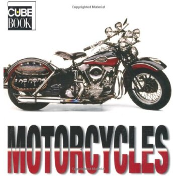 Cube Book Motorcycles    ISBN:9788854402713