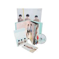 TFBOYS 2014全新专辑 青春修炼手册 CD 海报 卡片 写真集 歌词本