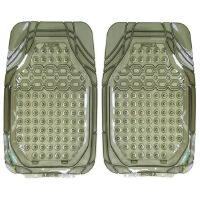 汽车通用脚垫 乳胶PVC脚垫透明防水防滑塑料橡胶硅胶脚垫
