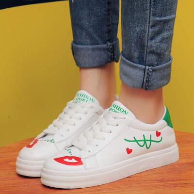 ELEISE美国艾蕾莎新品060-957休闲女士板鞋