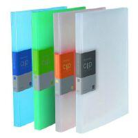 Shuter 树德文具/S601A 清新文件夹 A4 单强力夹
