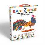 艾瑞卡尔的入门系列 英文原版 The Eric Carle Ready-To-Read Collection Eric