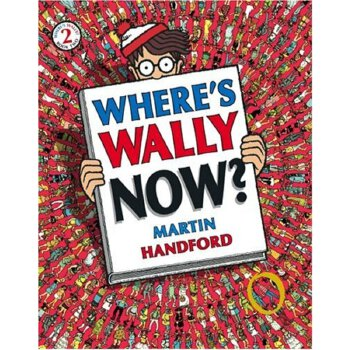 Where's Wally Now?    ISBN:9781406305869