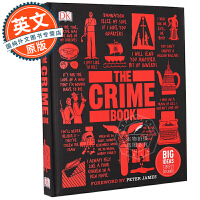 DK百大犯罪案例解读 英文原版 The Crime Book: Big Ideas Simply Explained