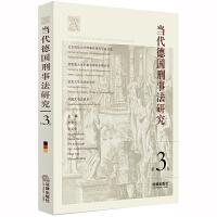 当代德国刑事法研究(第3卷)