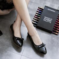 O'SHELL法国欧希尔新品057-1710韩版平底鞋女士豆豆鞋