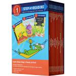 英文原版 Step into Reading Step 1 美国兰登分级读物 第一阶段15册 套装B