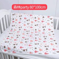 隔尿垫1.8m床单婴儿童防水可洗大号大床垫保护纯棉隔夜夏天透气