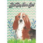 预订 Best Dog Mom Ever: Basset Hound Pet Dog Owner Funny Note