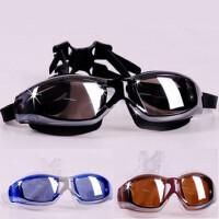 包邮 金格尔泳镜 防水防雾防紫外线 电镀镜片4200