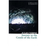 【中商原版】英文原版 Collins Classics: Journey to the Centre of the E