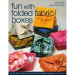 预订 Fun with Folded Fabric Boxes: All No-Sew Projects Fat-Qu