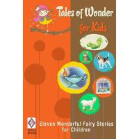 预订 Tales of Wonder for Kids: Eleven Wonderful Fairy Stories