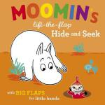 【预订】Moomin's Lift-The-Flap Hide and Seek with Big Flaps for