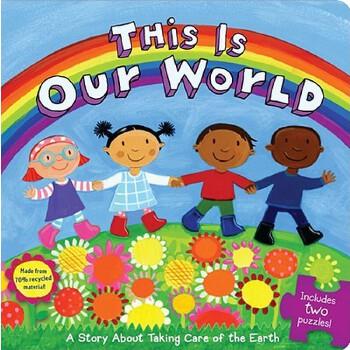 【预订】This Is Our World  A Story About Taking Care of the Earth 预订商品,需要1-3个月发货,非质量问题不接受退换货。