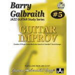 预订 Barry Galbraith Jazz Guitar Study 5 -- Guitar Improv: Co