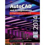 预订 AutoCAD and Its Applications Comprehensive 2014 [ISBN:97