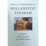 预订 Brill's Companion to Hellenistic Epigram: Down to Philip