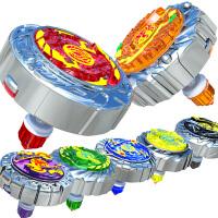 儿童男孩玩具灵动创想魔幻陀螺3代梦幻焰天火龙王战斗盘对战套装