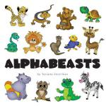 预订 Alphabeasts [ISBN:9781773020532]