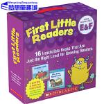 英文原版 小读者系列 First Little Readers: Guided Reading Level E-F 学