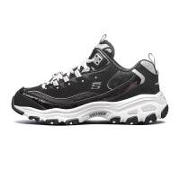 Skechers 斯凯奇女鞋2020新款运动鞋熊猫鞋复古厚底跑步鞋