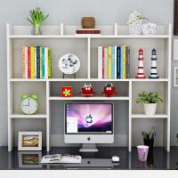 老睢坊 多层简易桌上书架置物包邮学生宿舍收纳办公室书柜儿童桌面电脑架