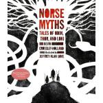 预订 Norse Myths: Tales of Odin, Thor and Loki [ISBN:97807636