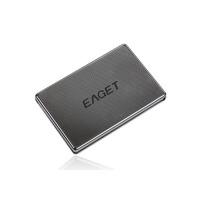 忆捷 飞*G5 USB3.0 2.5寸 500G B 移动硬盘 不锈钢外壳