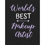 预订 World's Best Makeup Artist: Make Up Charts for Face Arti