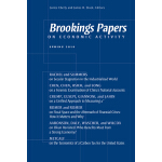 预订 Brookings Papers on Economic Activity: Spring 2019 [ISBN