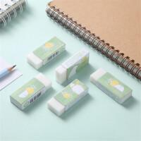 晨光卡通橡皮 白色铅笔擦 学生橡皮擦 多款可选 图案随机
