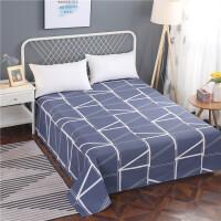 邦尼杰家纺 加厚老粗布凉席可机洗单双人被单床罩单件1.5/1.8米床适用