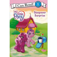 My Little Pony: Sleepover Surprise 我的小小马:过夜的惊喜(I Can Read,L